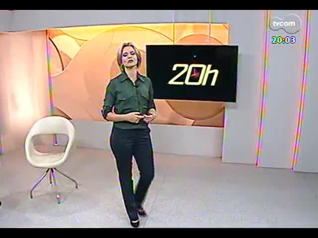 TVCOM 20 Horas - Cais Mauá: com autorização do governo federal, consórcio promete início de obra de recuperação no mês que vem - Bloco 1 - 21/10/2013