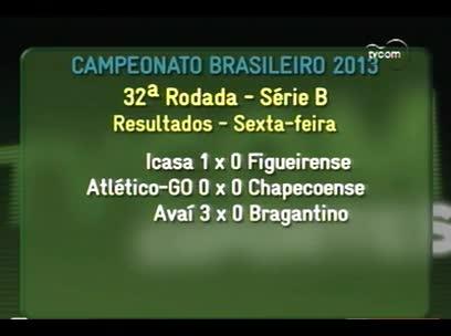 Bate Bola – Avaí x Bragantino - 2º bloco – 27/10/2013