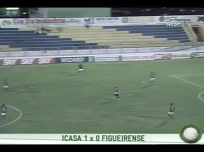 Bate Bola – Figueirense x Icasa e Chapecoense x Atlético-GO - 5º bloco – 27/10/2013