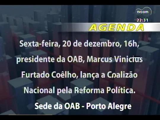 Conversas Cruzadas - Como melhorar o sistema de transporte coletivo na Grande Porto Alegre? - Bloco 2 - 19/12/2013