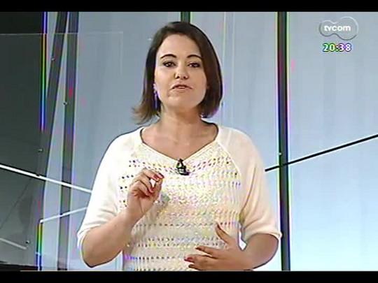 TVCOM Tudo Mais - Saiba o resultado da campanha Calçadas do Brasil