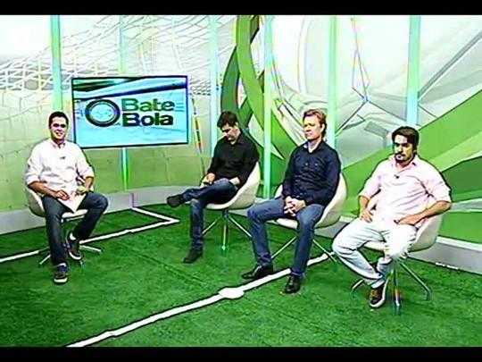 Bate Bola - Conversa sobre o início do Campeonato Gaúcho - Bloco 1 - 26/01/2014