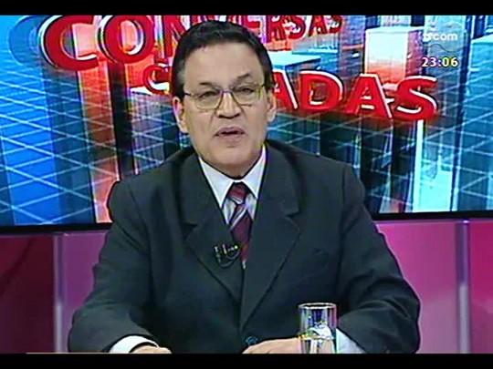 Conversas Cruzadas - O avanço dos crimes violentos e em cidades do interior do estado - Bloco 4 - 10/02/2014