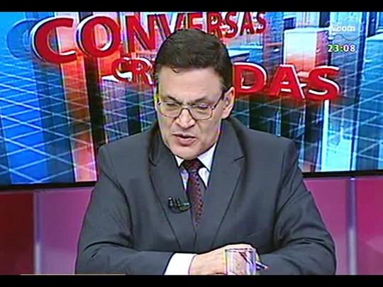 Conversas Cruzadas - Debate sobre as CPI de energia elétrica e telefonia - Bloco 4 - 18/02/2014