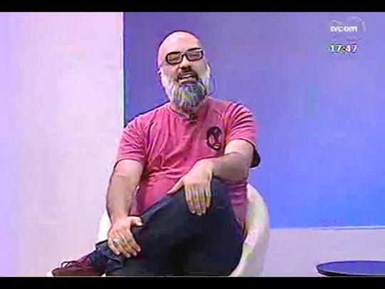Programa do Roger - Cineasta Davi Pretto e ator João Carlos Castanha falam sobre o filme \'Castanha\' - Bloco 1 - 21/02/2014