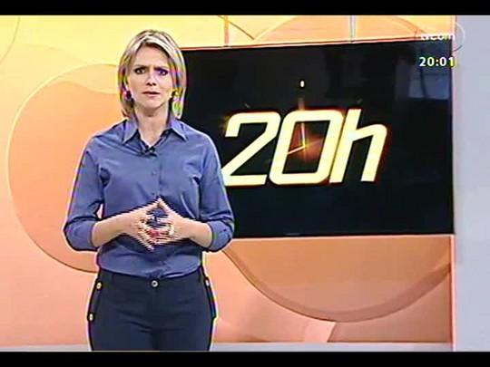 TVCOM 20 Horas - Advogados e funcionários públicos são suspeitos de desviar R$ 14 milhões - Bloco 1 - 25/02/2014