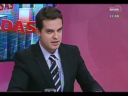 Conversas Cruzadas - Debate sobre como está o clima para receber o mundial no Brasil - Bloco 3 - 28/02/2014