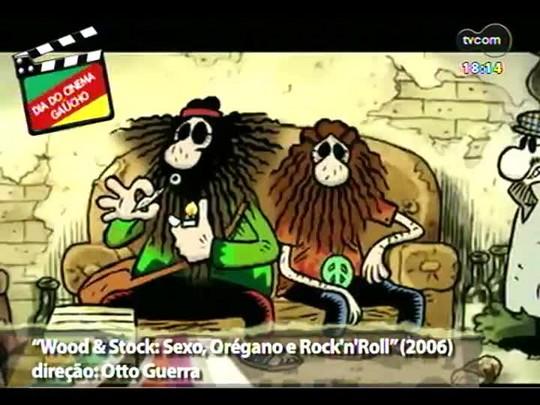 """Programa do Roger - Filme: \""""Wood & Stock: Sexo, Orégano e Rock\'n\'Roll\"""" 2006 - Bloco 3 - 27/03/2014"""