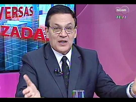Conversas Cruzadas - Especial de Páscoa: entrevista com o arcebispo de Porto Alegre, Dom Jaime Spengler - Bloco 2 - 18/04/2014