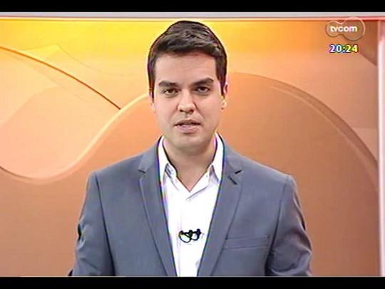 TVCOM 20 Horas - Projeção da safra de grãos do RS passa de 20 milhões de toneladas - Bloco 3 - 24/04/2014