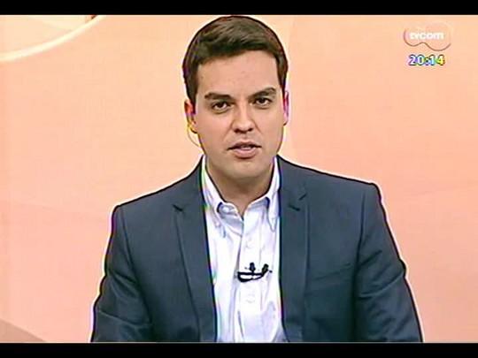 TVCOM 20 Horas - Reunião com a Prefeitura de POA termina sem acordo - Bloco 2 - 10/06/2014