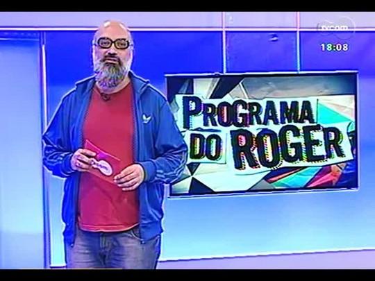 Programa do Roger - Moraes Moreira e Davi Moraes - Bloco 3 - 17/07/2014