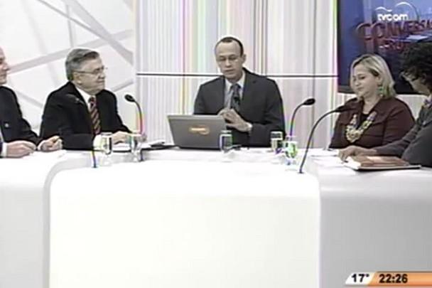 Conversas Cruzadas - Quais as necessidades da educação que devem ser prioridade nos próximos governos? - 2º Bloco - 21/07/14