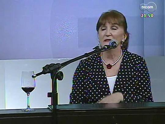 TVCOM Tudo Mais - Pianista Olinda Alessandrini fala sobre série de concertos no Teatro do Ciee