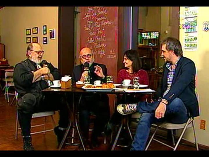 Café TVCOM - Conversa sobre cinema, diretamente de Priscilla's Bakery - Bloco 2 - 09/08/2014