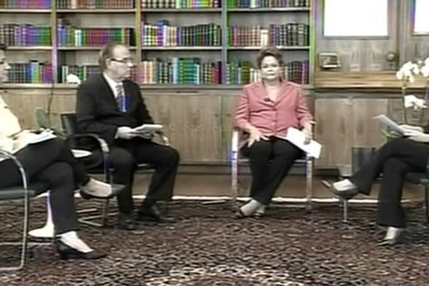 Painel RBS - Entrevista com Dilma Rousseff - 2º Bloco - 11/08/14
