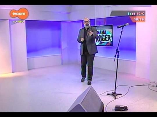 Programa do Roger - Estrevistas com a Banda do Mar - Bloco 4 - 10/10/2014