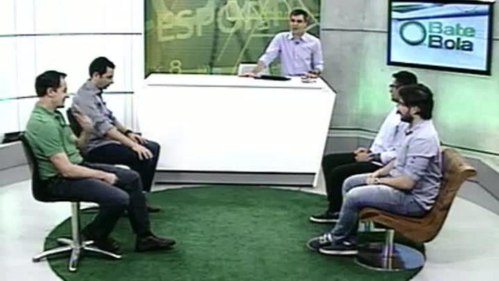 Bate Bola - A Vitória da Chapecoense - 3ºBloco - 12.10.14