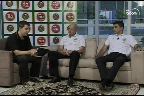 TVCOM Esportes - Árbitros - 3ºBloco - 24.12.14