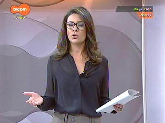 TVCOM 20 Horas - Acidente com ônibus na RS-030: sindicato se manifesta sobre cobranças em casos de atrasos - 07/01/2015