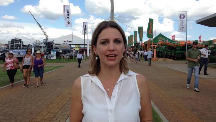 Gisele Loeblein analisa primeiro dia da Expodireto