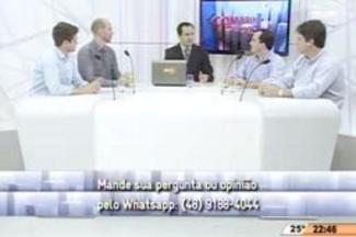 Conversas Cruzadas -  Conselho de Desenvolvimento Econômico Sustentável de Palhoça - 4ºBloco - 14.04.15