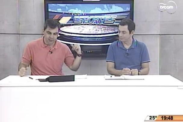 TVCOM Esportes - 4º Bloco - 14.04.15