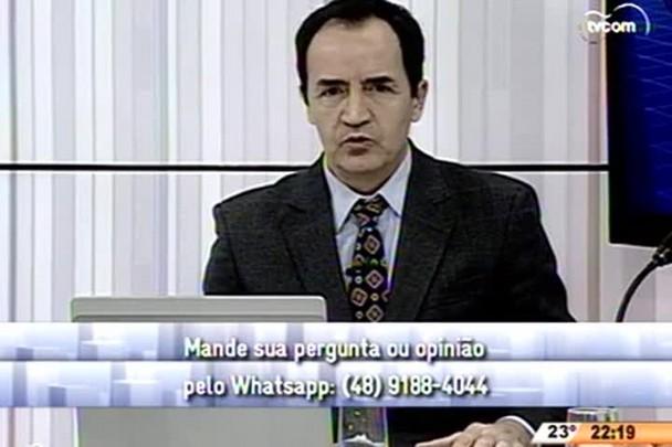 Conversas Cruzadas - Os legados da Inconfidência Mineira - 2º Bloco - 21.04.15