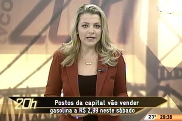 TVCOM 20 Horas - Setor de tecnologia da Capital critica prefeitura por lentidão burocrática e falta de incentivos - 24.04.15