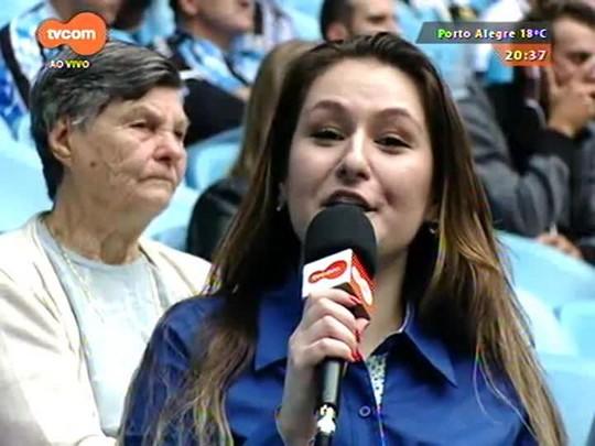 #PortoA - Dia das Mães é de futebol no início do Campeonato Brasileiro: lugar de mãe também é dentro do estádio - 10/05/2015