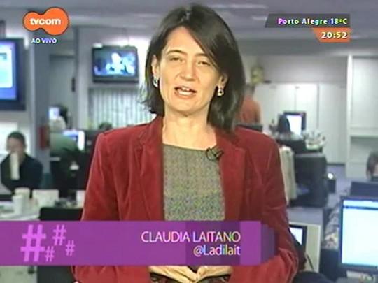 #PortoA - Cláudia Laitano dá a dica: confira o Fantaspoa
