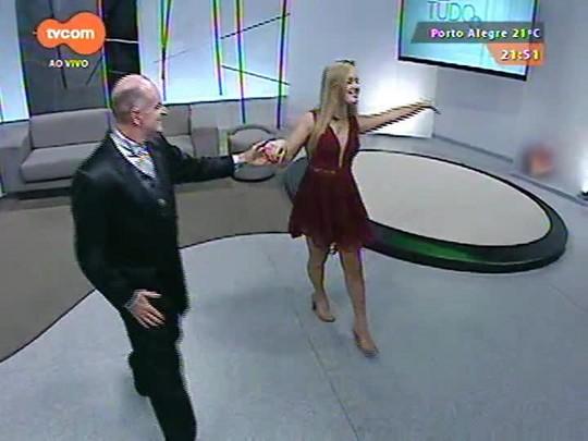 TVCOM Tudo Mais - \'Dança Comigo\' essa valsa?