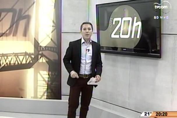 TVCOM 20 Horas - Médicos do HU investigados pela Polícia Federal na operação Onipresença começam a ser interrogados - 30.06.15