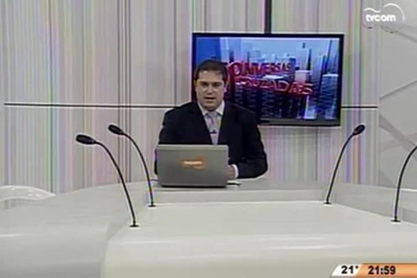 Conversas Cruzadas - Entrevista de avaliação do início do 2º mandato de Raimundo Colombo - 1º Bloco - 30.06.15