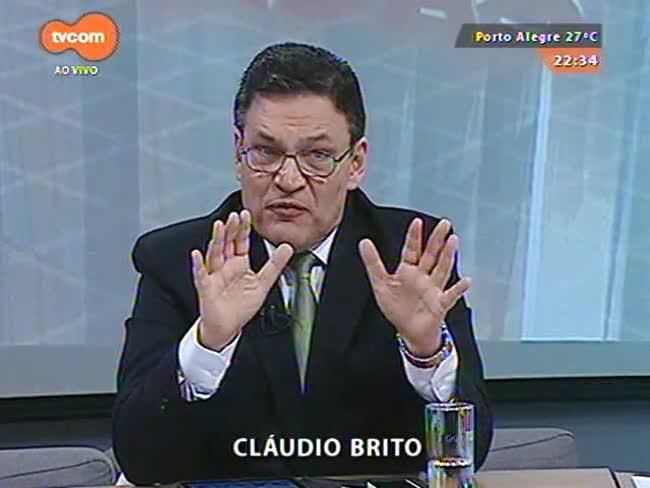 Conversas Cruzadas - Debate sobre o parcelamento dos salários e as reivindicações dos servidores públicos do RS - Bloco 1 - 31/08/2015