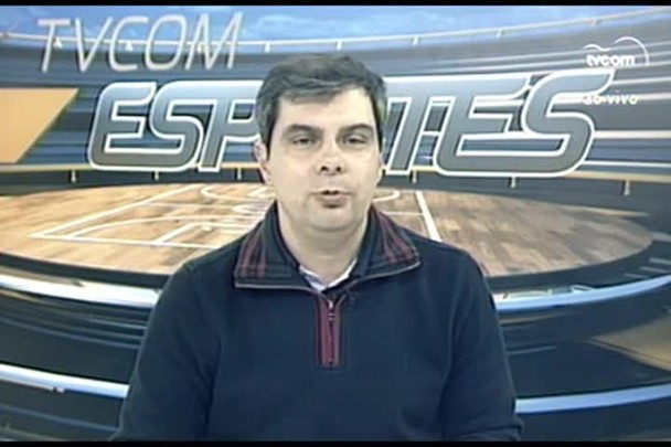 TVCOM Esportes. 3º Bloco. 03.11.15