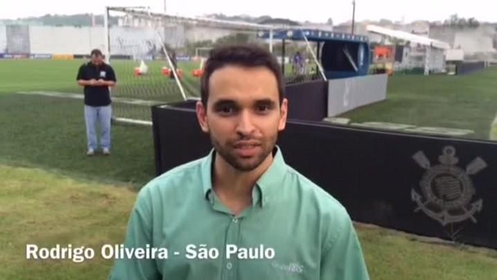 Dunga fecha treino e mantém mistério para enfrentar a Argentina.