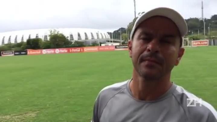 Preparador físico do Inter, João Goulart fala sobre os preparativos para a temporada