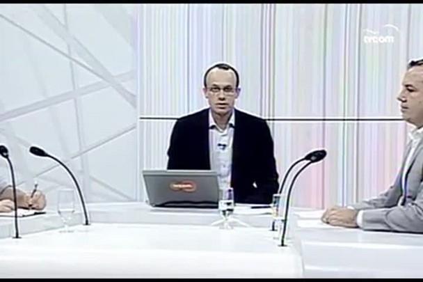 TVCOM Conversas Cruzadas. 4º Bloco. 12.01.16