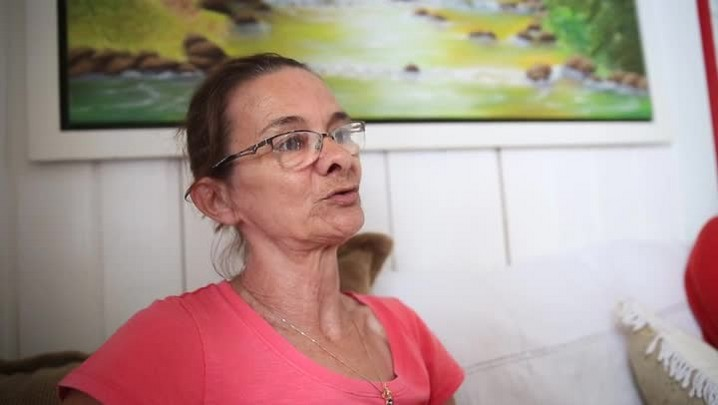 Depoimento de Lúcia Zen, mãe de Vanderlei Zen
