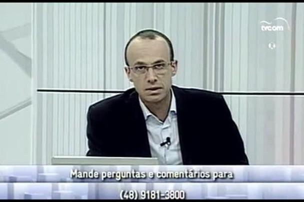 TVCOM Conversas Cruzadas. 3º Bloco. 16.02.16