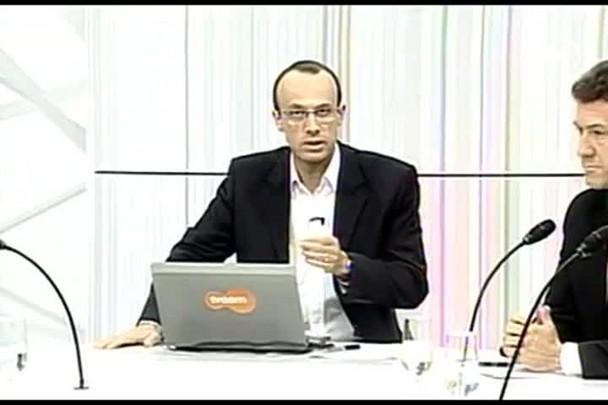 TVCOM Conversas Cruzadas. 3º Bloco. 26.02.16