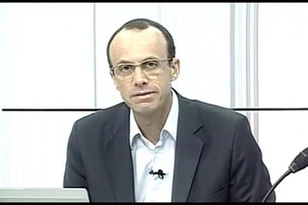 TVCOM Conversas Cruzadas. 3º Bloco. 11.03.16