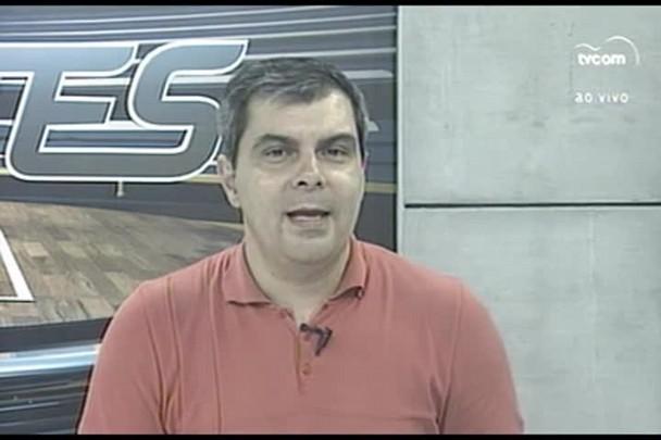 TVCOM Esportes. 4º Bloco. 06.04.16
