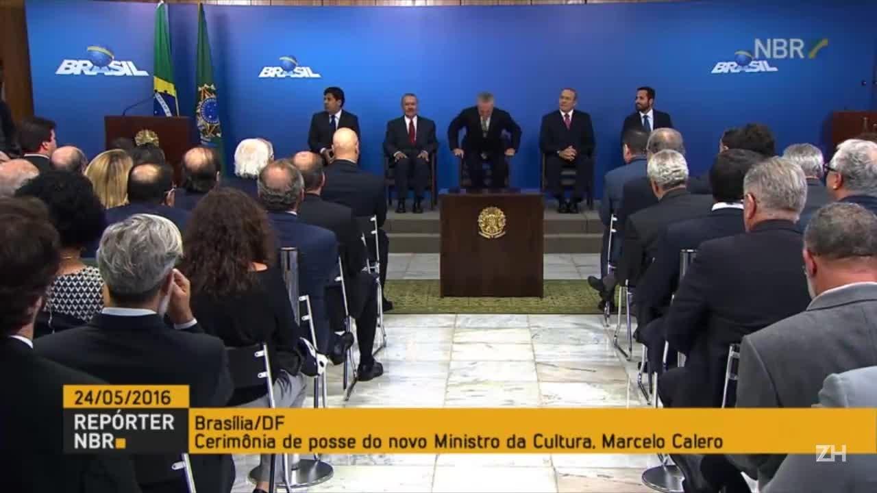 Marcelo Calero é o novo ministro da Cultura
