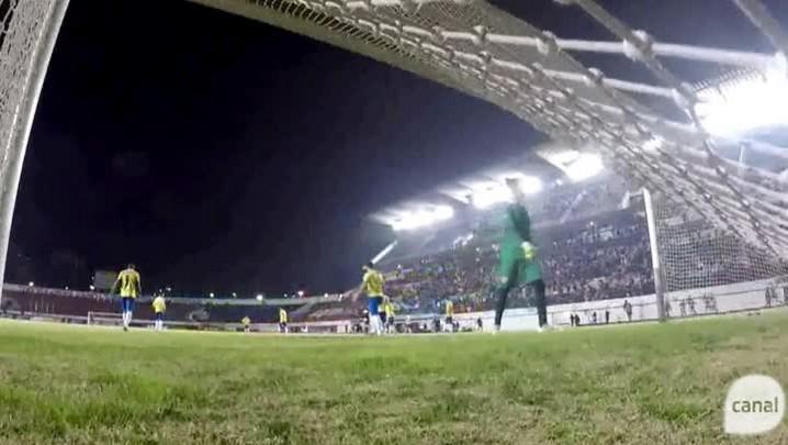 Veja os gols da vitória do Caxias contra o Pelotas