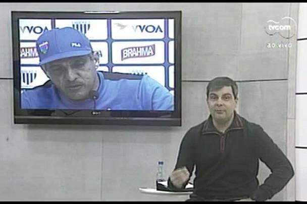 TVCOM Bate Bola. 5º Bloco. 01.08.16