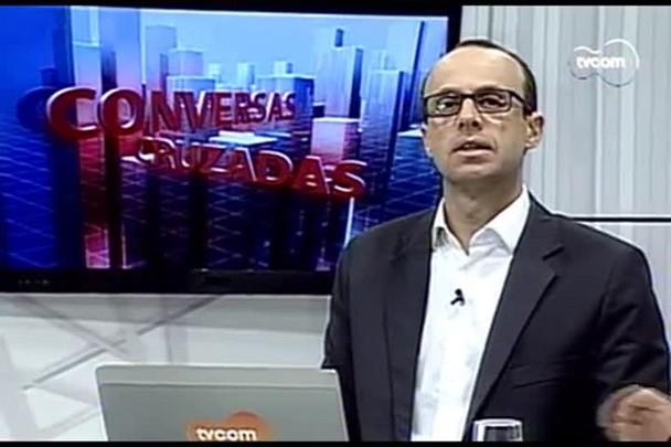 TVCOM Conversas Cruzadas.2º Bloco. 14.09.16