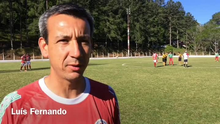 Paulo Baier marca em jogo festivo realizado em Faxinal do Soturno