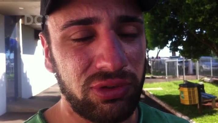 Esposo de uma das vítimas fala sobre acidente de ônibus no Oeste